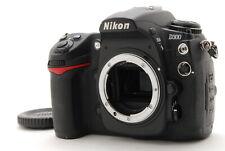 【Near Mint】Nikon D300 Digital SLR Camera Black Body Only From Japan #1066