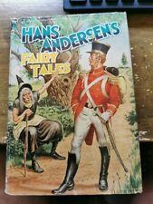 hans andersens fairy tales 1957 dean and sons dust jacket hardback