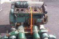 Detroit Diesel 12V-71N , Model: 7123-7000 , Marine Diesel Engine