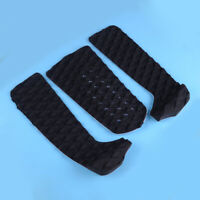 3Pcs Non-Slip EVA Tail Pads Surfboard Deck Grip Traction Board Pad Surfing Mat