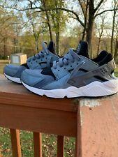 Nike Air Huarache Run Pro Air 'Blue/White' Mens Shoes Size 9