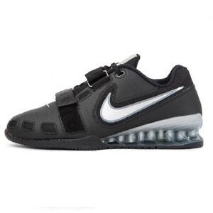 Nike Romaleos 2 Scarpe da Sollevamento Pesi Weightlifting Shoes Boots 476927-010