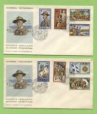 First Day of Issue European Stamps