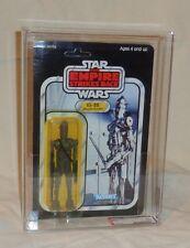 1980 Star Wars ESB Empire Strikes Back IG88 Figure 32 Back Graded AFA 70+ Sealed