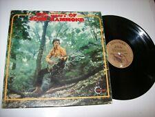 The Best of John Hammond double album Vg+ tested good