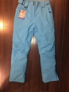 Womans Medium Riviyele Insulated Snow Pants