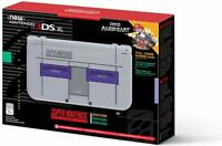 Nintendo New 3DS XL Super NES SNES Edition System Console