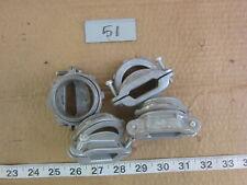 Bridgeport Neer 1 2 150 200 Clamp Connector Lot Of 45 New