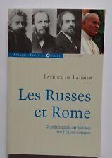 ) les Russes et Rome grands regards orthodoxes sur l'Eglise romaine