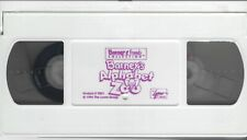 Barney Dinosaur -  Alphabet Zoo (1994, VHS)