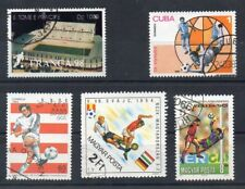 Lot de Timbres FOOTBALL (lot 10)