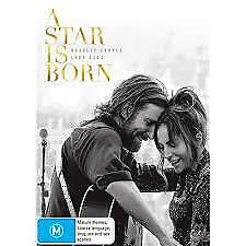 A Star Is Born (DVD, 2019)