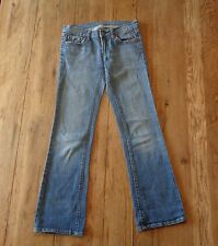 Womens Seven 7 For All Mankind~Womens Jeans 26 x Inseam 29.5 ~ Ships FREE!