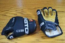 "Easton Gx99 Flex Grip Ice Roller Hockey Gloves 11 1/2� - 29 cm -11.5"" Gx-99 Vtg"