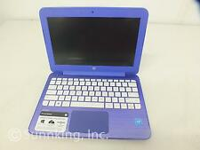"HP Stream Notebook 11-r015wm 1.6GHz Celeron N3050 2GB RAM 11.6""  Webcam Purple"