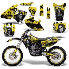 Graphic Kit Yamaha YZF 250/400/426 MX Dirt Bike Stickers Wrap Deco 98-02 REAP Y
