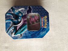 Lotto carte pokemon con box contenitore,circa 300 carte tra cui rare foil