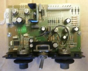SUPERMIG 185 MIG WELDER CONTROL PCB REPAIR SERVICE