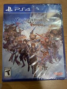 Granblue Fantasy: Versus Standard Edition for PlayStation 4 (PS4) BRAND NEW