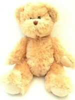 Teddy Bear Golden Moveable Joint Soft Plush Stuffed Toy