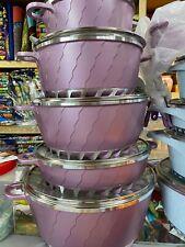 pots and pans set nonstick