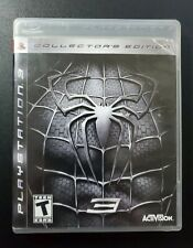 Spiderman 3 Collector Édition sony PLAYSTATION 3 PS3 comme Neuf Disque Complet