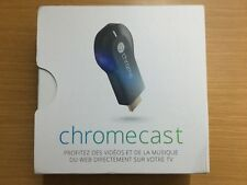 Google Chromecast - Première Génération - Média Streaming - NEUF