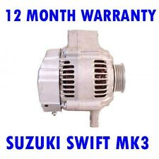 SUZUKI SWIFT MK3 MK III 1.3 1.5 2005 2006 2007 2008 - 2015 RMFD ALTERNATOR
