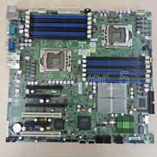 SUPER X8DT3-F Dual Sever Motherboard LGA1366 Intel 5520 VGA COM With I/O Shield