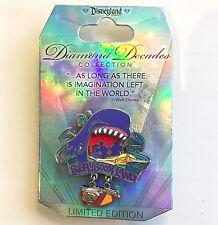 Disneyland Park 60th Anniversary LE 3000 Pin on card Storybook Land