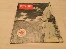 Boys Life Magazine August 1949