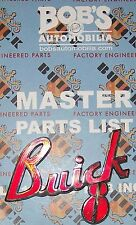 1937 BUICK NEW GRILL EMBLEM EXCELLENT + our 127 pg Buick parts Catalog