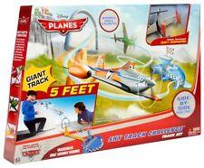 DISNEY PIXAR PLANES Y0996 AIR RACE TRACK SET SKY TRACK CHALLENGE PLAYSET & DUSTY
