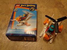 LEGO JACK STONE--TURBO CHOPPER SET (LOOK) 4613