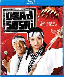 Dead Sushi (Blu-ray Disc, 2013)