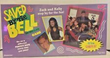 Saved by the Bell New Class Board Game T.V. Show  1994 SEALED Zack Morris RARE