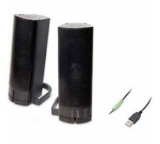SYBA Multipurpose Stereo Speakers and Sound Bar for PC or TV
