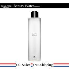 SON & PARK SON AND PARK Beauty Water 340ml, 11.5oz Korea Beauty [US Seller]