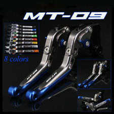 Folding Extending Brake Clutch Levers For YAMAHA FZ-09/MT-09/SR 2014-2018