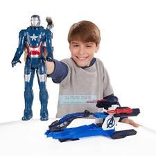 Avengers Titan Hero Series Action Toy Figure Iron Man Patriot