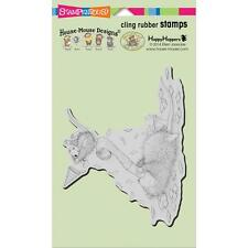 Stampendous House Mouse Cling Rubber Stamp - PARTY BLOWOUT