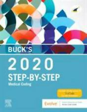 ODZ & ENDZ BUCK'S STEP-BY-STEP MEDICAL CODING, 2020 EDITION BY ELSEVIER