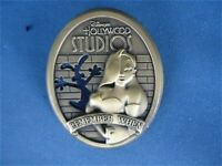 HTF LE Disney Pin Remember When Hollywood Studios Jessica Rabbit & Roger Wall