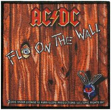 AC/DC  NEW  patch - FLY ON THE WALL