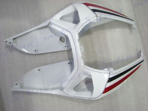 Rear Cowl Tail Fairing Plastic Fit For Ducati 899 1199 Panigale 2012-2015 White