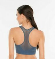 Padded RacerBack High Impact Seamless Sports Bra ActiveWear Gym - Workout - Yoga