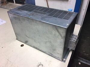 Siemens Line Filter, 80 kW, 150A, 6SN1111-0AA01-2EA0, Version A, Used, WARRANTY