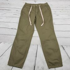 ffa33e4c Zara Basic Pants Size 4 Z1975 Denim Womens Chino Khaki Style EUC Excellent  Used