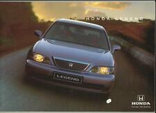 HONDA LEGEND SALES BROCHURE @ 1993
