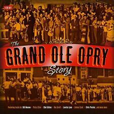 The Grand Ole Opry Story - Various (NEW 4CD)